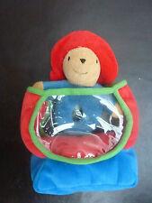 JOUET peluche ours paddington hochet bébé doudou enfant FIGURINE