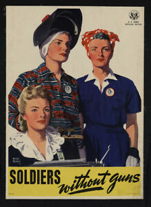 """8"""" x 10"""" 1944 Soldiers without guns,United States Army"""