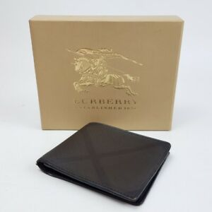 Burberry Wallet - Brown with Box & Card #42863