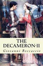 The Decameron : (Volume II) by Giovanni Boccaccio (2015, Paperback)