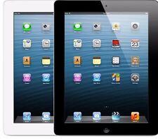 Apple iPad 1st 2nd 3rd 4th RETINA 16GB 32GB 64GB - Wi-Fi + 4G LTE - BLACK WHITE