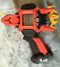 BEYBLADE HASBRO DRIGER ELECTRONIC SHOOTER LAUNCHER TESTED W/ BIT BEAST + RIPCORD