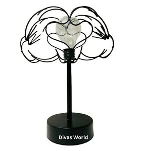 Disney Mickey Mouse Hand Lamp Wire Hands Table Lamp 28CM Brand New Gift PK