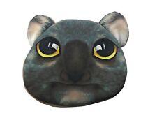 Lagiwa® Porte-monnaie Tête Animal KOALA tissu avec fermeture éclair + 1 KDO