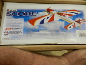 "Top Flite Score Aerobatic C/L ARF TOPA1020 ""Vintage"" ""Very Rare"""