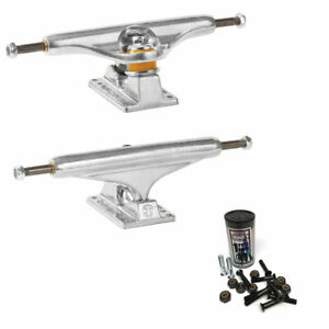 Independent Skateboard Trucks 215 Silver Stage 11 with Thunder Hardware