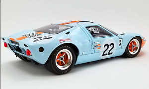 1/12 GMP Master Collection Ford GT40 MKII winner 1969 24 H Sebring  M1201007 KK