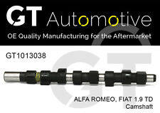 ALFA ROMEO FIAT CAMSHAFT FOR 1.9 TD 336.01 675.01 160B6 160B6 230A4 46552986