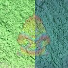 SolarColorDust Green to Blue - Photochromic UV Color-Changing Pigment