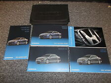 2012 Honda Civic Coupe User Guide Owner Owner's Manual EXL EX LXS 2.4L 3.5L