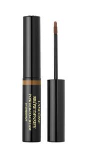 LANCOME BROW DENSIFY POWDER to CREAM #07 CHESTNUT eyebrow filler mascara