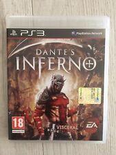 Dante's Inferno Divine Edition Ps3 Perfetta Completa + Slip Case