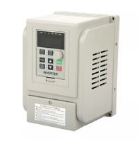 220Vac Single-phase Variable Frequency Drive Vfd for 3-phase 2.2kW 2Hp Ac Motor