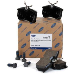 FORD FIESTA WT MK6 Rear Wheel Brake Pad Set 5382847 C1BC-2M007-AA NEW GENUINE