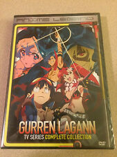 Gurren Lagann: TV Series Complete Collection DVD Bandai Sealed New HTF
