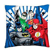 Justice League Inception Batman Boys Kids Bedroom Super Soft Printed Cushion