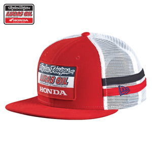 Troy Lee Designs Honda Team Snapback Hat New Era 9FIFTY 2021