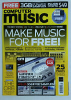 Computer Music Magazine May 2020 Issue 281 With Free CD 11.33fs (fc)