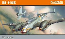 Eduard 1/48 Messerschmitt Bf 110E Profipack # 8203