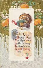 THANKSGIVING – North, South, East and West Let's All Join Hands