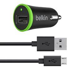Belkin - Chargeur Allume-cigare 2.4a avec Câble Micro-u