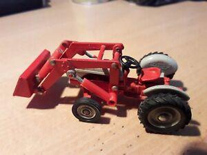 0 Gauge 1.43 Ford 8N Tractor With Loader ERTL