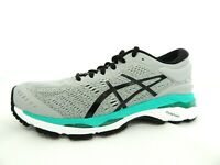 ASICS GEL KAYANO 24 T799N 9690 MID GREY BLACK ATLANTIS WOMEN SHOES SELECT SIZE