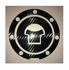 HONDA CB1300 SC54 2003-2004 Carbon Fiber Look Fuel Cap Protector Cover Decal