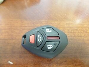 NEW OEM KEYLESS REMOTE FOB 4 BUTTON MITSUBISHI GALANT ECLIPSE 07-12 replacement