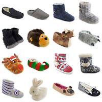 Slumberzzz Mens/Womens/Childrens Slipper Footwear Boot/Animal/Christmas