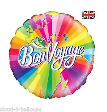 Bon Voyage 18'' (45cm) Foil Balloon for Leaving Party