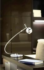 Tischleuchte Tischlampe Dimmbar Chrom Schreibtischleuchte Lampe 89345