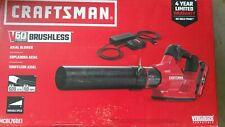 Craftsman V60 600-CFM 60V Cordless Handheld Leaf Blower - CMCBL760E1