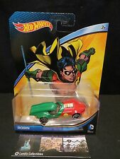 Robin DC Comics Super Hero Hot Wheels Character Car