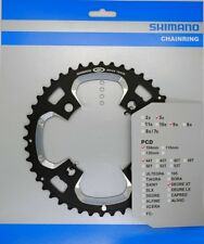 Shimano DEORE XT FC-M770 - 44t - 104mm - 9-Speed Chainring BLACK