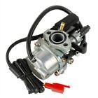 Vergaser 17mm für Roller Carburetor für 2-Takt Peugeot Speedfight 1&2 AC LC 50cc