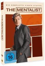 The Mentalist - Die komplette vierte Staffel 4 (5 Discs) - Season 4 - DVD - NEU