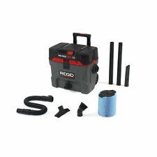 Ridgid 50328 1000rv 10 Gallon Wet Dry Vacuum