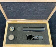 3 Capsule Mic Silver #1 USA Distributor! Brand New Oktava MK-012-03
