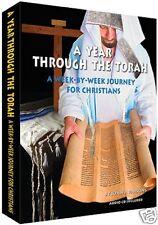 A Year Through the Torah- Torah Learning for Christians