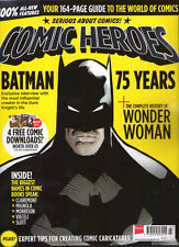 COMIC HEROES #23 New Magazine