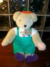 Fuzzy Muffy Vanderbear Collection Bear