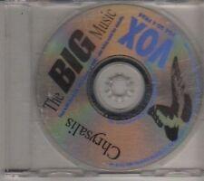 (CM264) Vox Magazine CD, The Big Music, 20 tracks various artists - 1994 CD