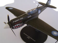 Curtiss P-40 Boss Hoss von IXO / ALTAYA Metall 1:72 Avion Aircraft YAKAiR