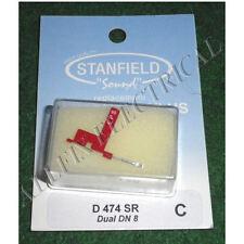 Dual DN6, DN8 Compatible Turntable Stylus. - Part No. D474SR