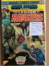 The Legion of Monsters #28 Marvel Premiere Team-Up by Marvel Comics Group