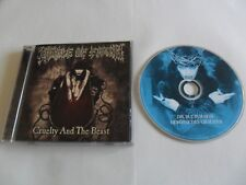 Cradle of Filth - Cruelty and the Beast (1998) UK Pressing