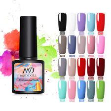20 Colores Nail Color de la serie de Esmalte en Gel Soak Off Gel Uv Led 8ml Barniz Mad Muñeca