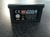 LEGO STAR WARS 2  THE ORIGINAL TRILOGY   GBA  solo cartuccia
