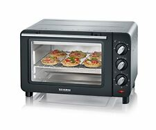 SEVERIN Mini-Ofen Backofenfunktion Küchengeräte Spezialgeräte Energiesparend NEU